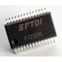 FTDI FT232RL - Преобразователь USB-UART