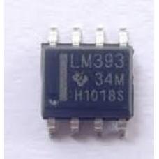 LM393 (корпус SO-8) - двухканальный компаратор