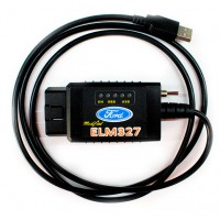 ELM327 USB / FTDI Адаптер с переключателем HS+MS CAN Pro