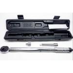 Динамометрический ключ 28-210 H, в пластиковом Кейсе