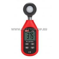 Люксметр (Измеритель освещенности) Цифровой -UT383BT (Bluetooth)