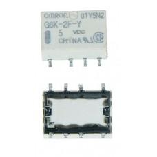 G6K-2PY5DC, Реле 5VDC 1A (10x6.5x5) mm(SMD-O) OMRON