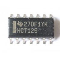 HCT125 Микросхема