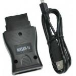 Nissan Consult 2 - 14 pin / Адаптер USB