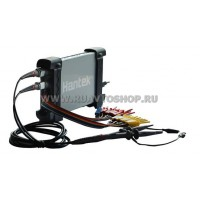 Осциллограф двухканальный цифровой Hantek 6022BL / USB (Hantek) + логический анализатор