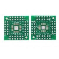 Адаптер QFN/QFP 44/48 на 0.5 мм
