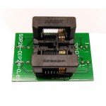 TSSOP8 / SSOP8 - DIP8 панелька адаптер 173 mil / 0.65 мм