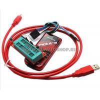 PICkit3 - USB программатор для PIC-контроллеров + ICD2 адаптер для PIC