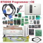 Программатор RT809H + 38 панелек + кабель EDID с кабелями emmc-nand