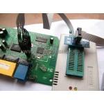 SOIC8 SOP8 Адаптер / Прищепка / Зажим для внутрисхемного программирования