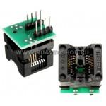 SOIC8/SOP8 - DIP8 панелька адаптер 150 mil