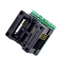 SOIC8/SOP8 - DIP8 панелька адаптер 200 mil