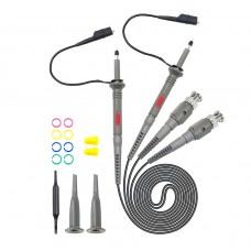 Щуп для любого осциллографа / P6100 (100 МГц)  - 2 шт