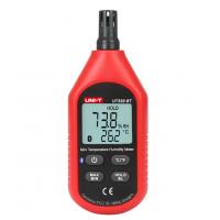 Термогигрометр Цифровой для измерения температуры/ Влаги UT333BT (Bluetooth)