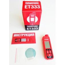 Толщиномер покрытия ETARI ET 333 (черный металл)