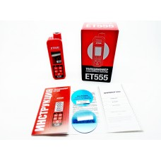 Толщиномер покрытия ETARI ET 555 УФ (черный + цветной металл)