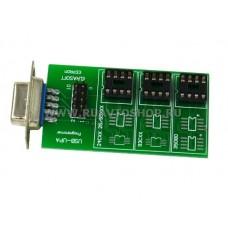 USB-UPAпереходник панелька EEPROM