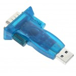 USB-COM переходник преобразователь RS232 USB-COM DB9
