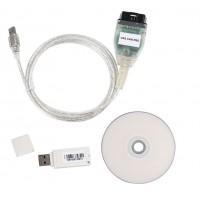 VAG CAN PRO (CAN BUS + UDS + K-line) Диагностический адаптер