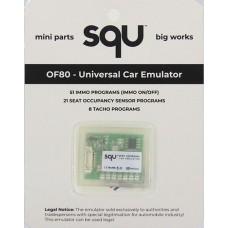 SQU OF80 - Универсальный многофункциональный  эмулятор
