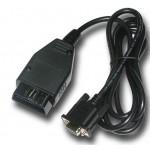 VAG 409.1 KKL RS232(COM) (чип FTDI) Адаптер RUS/ENG