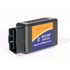 Адаптер ELM327 Bluetooth RUS/ENG 2.1