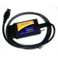 ELM327 v 1.5 USB RUS/ENG Адаптер с Переключателем шин HS-CAN на MS-CAN