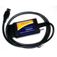 ELM327 1.5 USB RUS/ENG Адаптер с Переключателем шин HS-CAN на MS-CAN