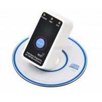 ELM327 WI-FI mini RUS/ENG Адаптер с кнопкой