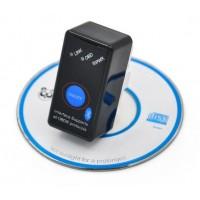 ELM327 Bluetooth micro RUS/ENG Адаптер с кнопкой ON/OFF