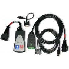Автосканер дилерский Lexia 3 / PP2000 (Full Chip) для Citroen / Peugeot RUS/ENG