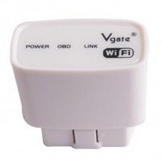 Адаптер Vgate iCar WI-FI (full) RUS/ENG (подарочная упаковка)