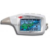 Пульт-Брелок с ЖК-дисплеем для сигнализации SCHER-KHAN MAGICAR 5