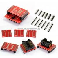 Адаптеры nand Flash программатора Mini-Pro TL866 - 8 шт